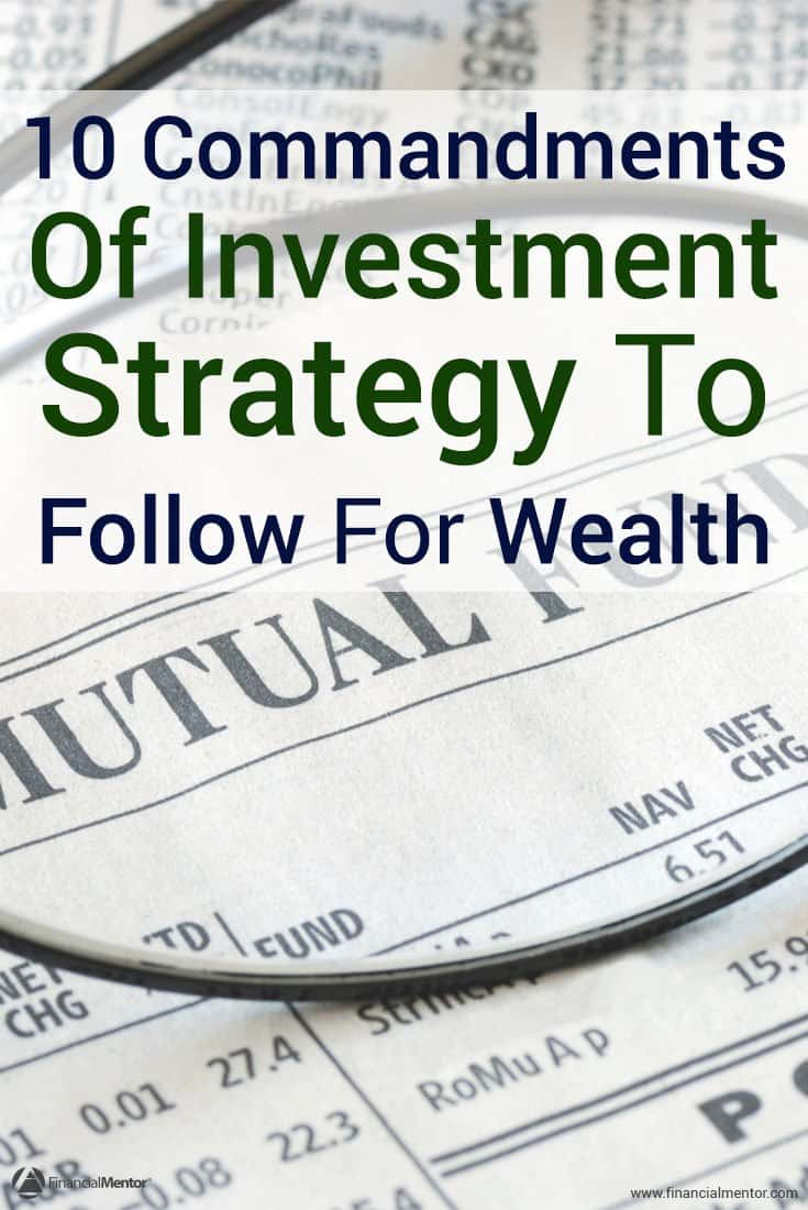 How well does your portfolio measure up to these proven investment strategy principles? What you don't know about investment strategy will cost you so...