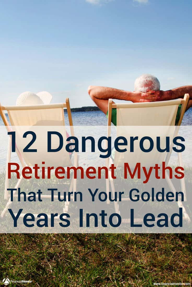 Discover the 12 most common retirement myths and how to overcome them so you can enjoy happiness and financial security in retirement.