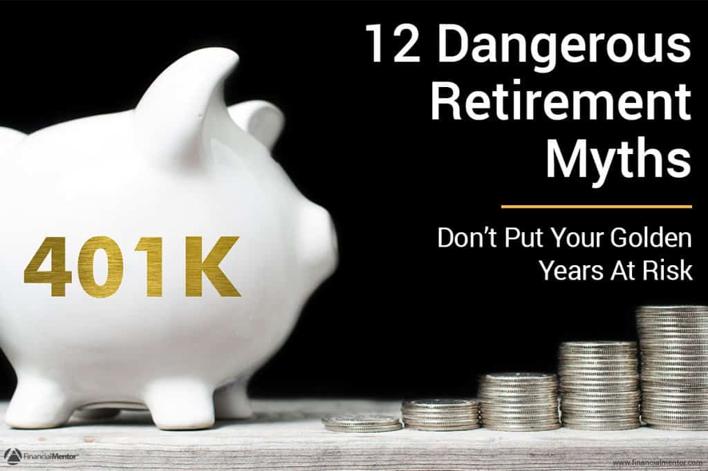 12 Dangerous Retirement Myths That Turn Your Golden Years Into Lead image
