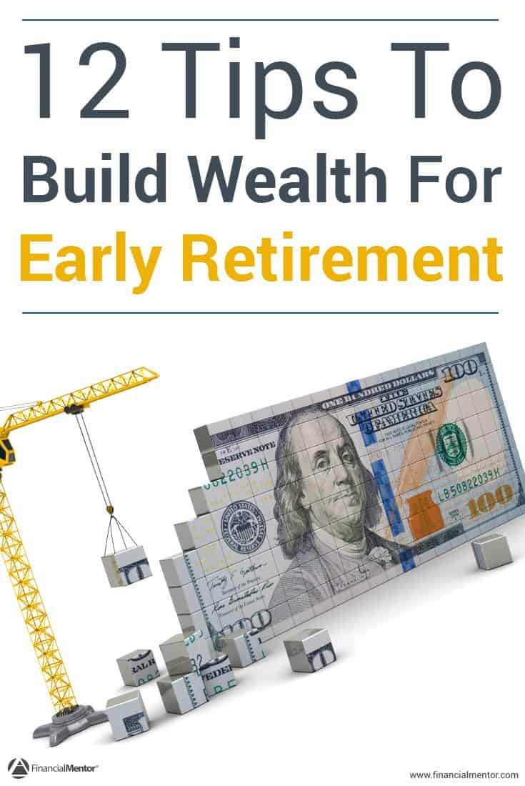 Early retirement planning can be challenging. Build wealth faster and retire earlier by implementing the 12 proven financial planning tips in this guide.