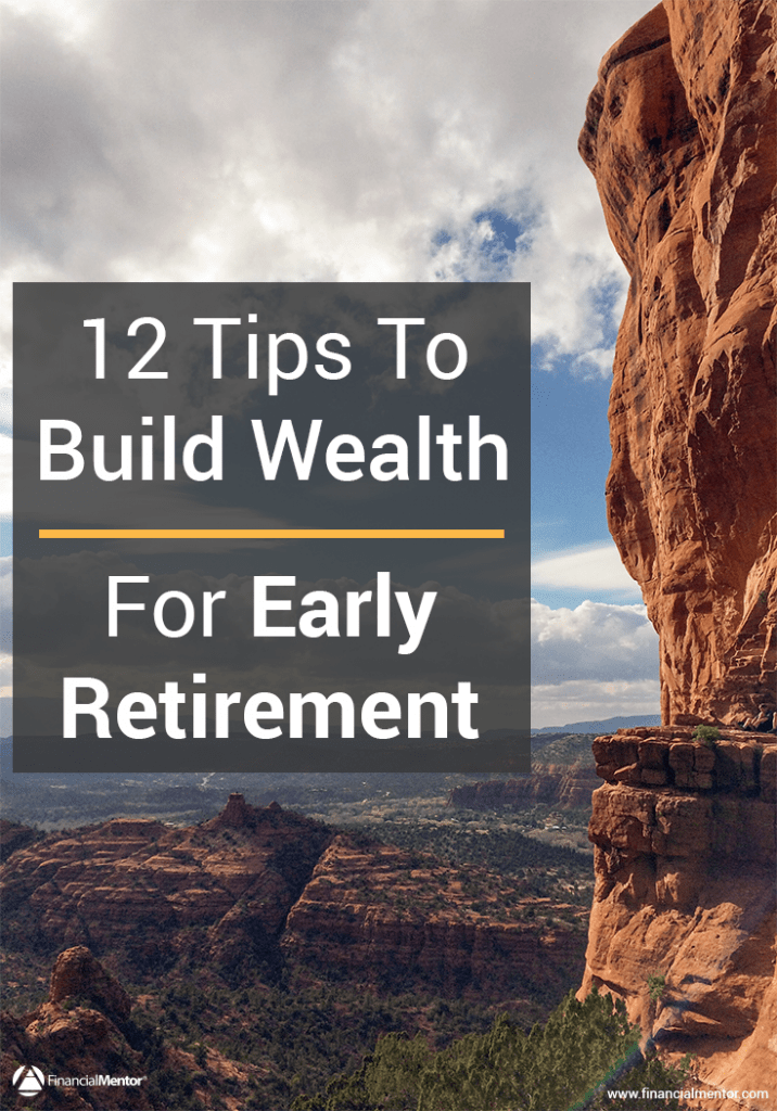 Is your goal to retire early? Do you have a plan to reach that goal? If you don't have a plan for yourself, you'll be part of someone else's. Create a plan to retire early and securely with these 12 tips!