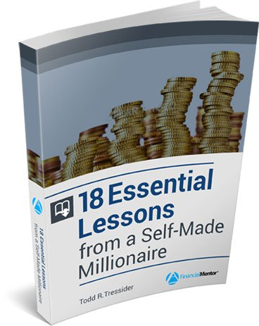 Free Ebook - 18 Essential Lessons Self-Made Millionaire