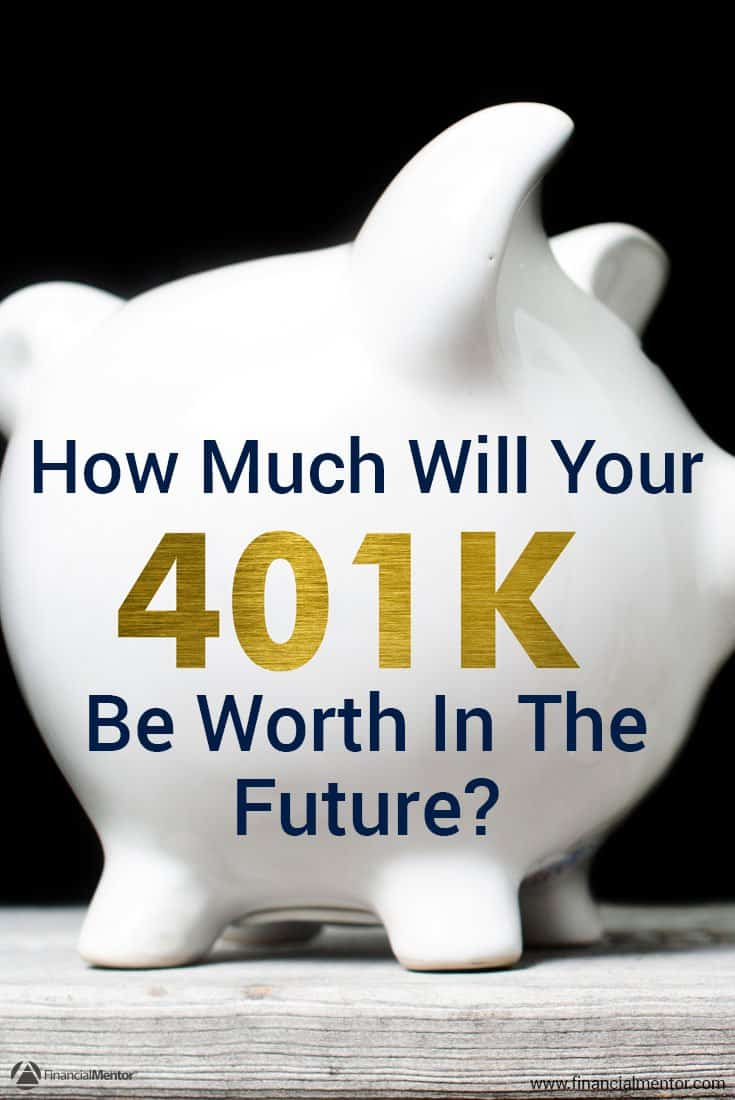 You want to have a secure financial future, right? Then you need to know how much your 401(k) will be worth when you want to retire, so you can make sure you have enough money saved up. Use this calculator to see what the future value of your 401(k) will be.