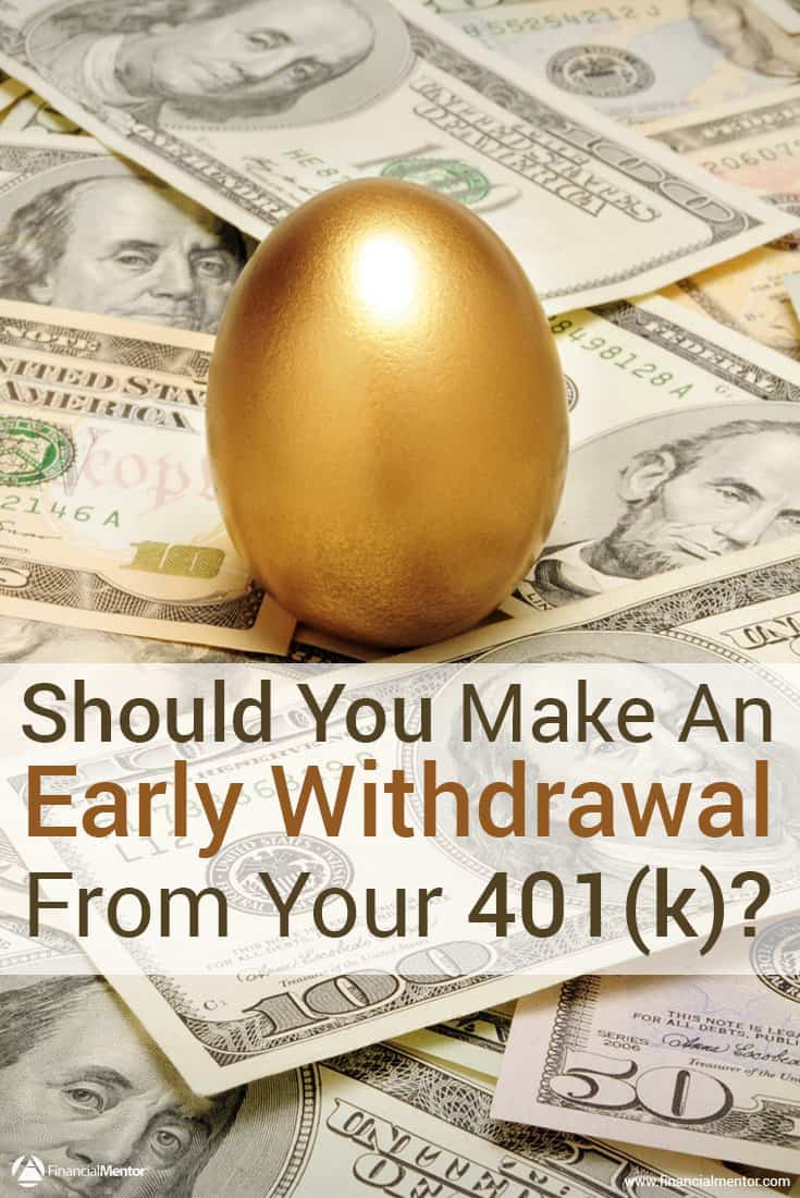 Are you thinking about withdrawing from your 401(k) early? Use this calculator to compare the difference between rolling it over or taking a lump-sum distribution so you can see what the penalties look like.