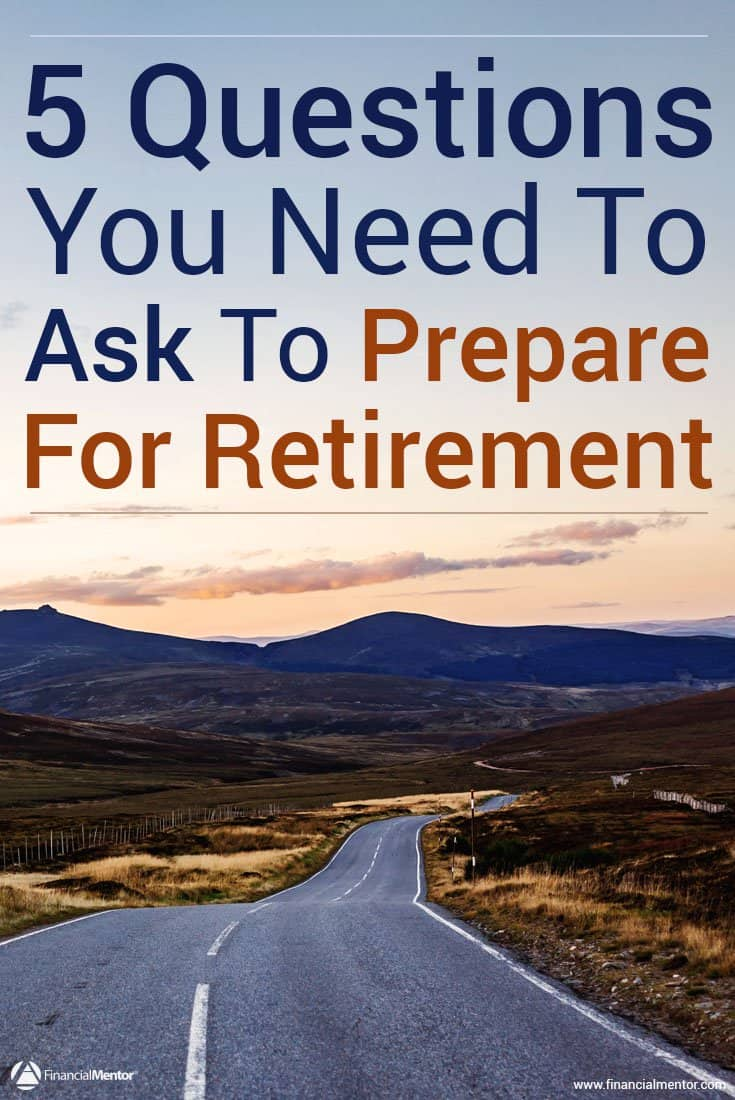 Reveals the five critical questions you must ask when preparing for retirement. These 5 questions can save you from mistakes and accelerate your results...