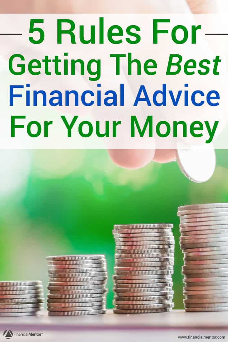 Most people aren't getting the best financial advice for their money. Instead, they're getting ripped off by their financial advisors because they aren't aware of how they're paid. Learn how to tell trustworthy advice from shady advice here.