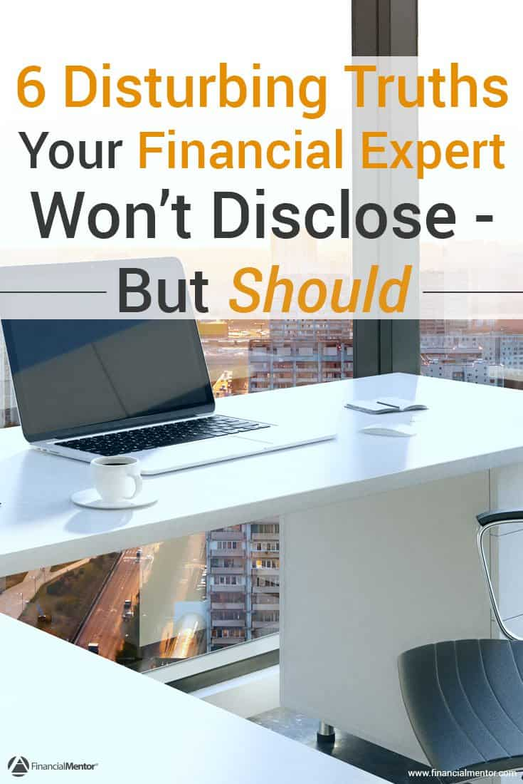 Most of us look to financial experts for their knowledge and advice because, well, they're experts. Unfortunately, that knowledge isn't always as valuable as you might think, particularly when it comes to financial advice. Find out why here.
