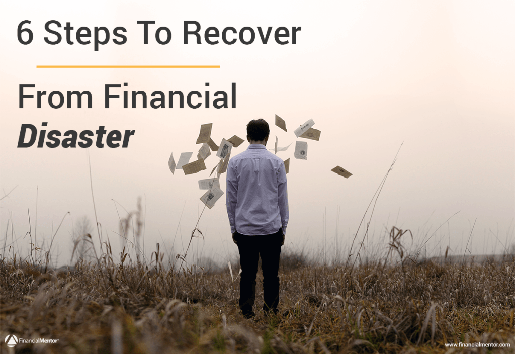 Recently experienced a financial setback? It happens to the best of us. Fortunately, there's a proven 6 step process you can take to get back on your feet. Discover it here!