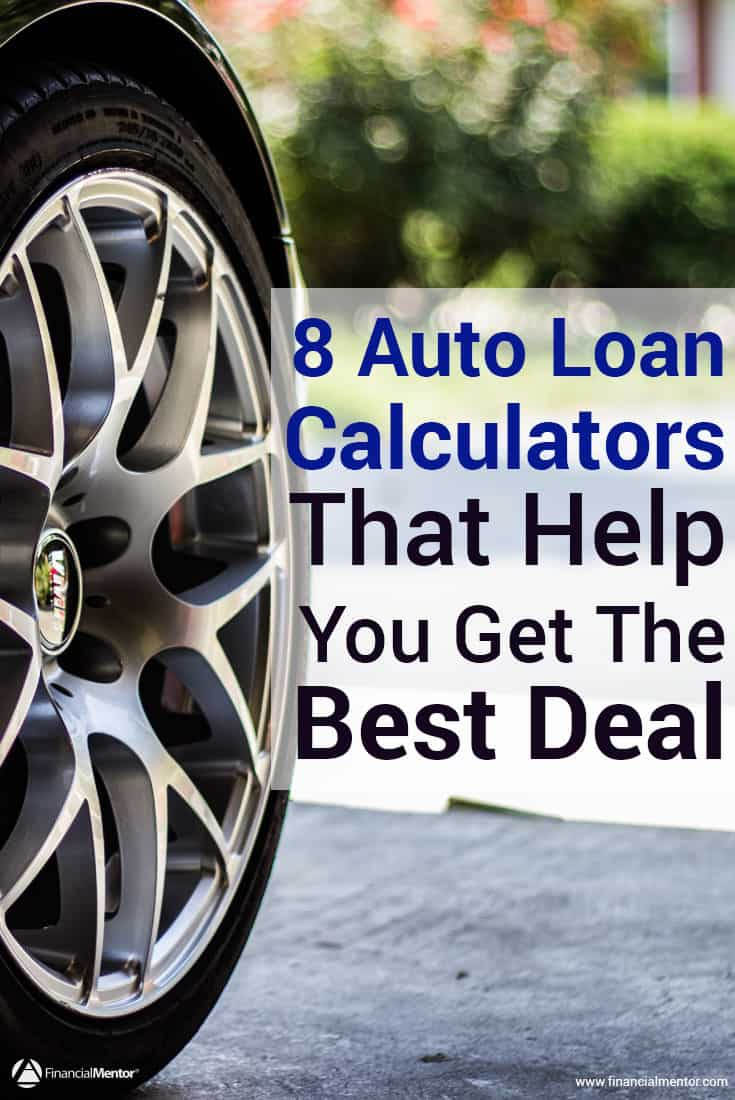 Auto Loan Calculator - 8 Best Calculators for Car Finance