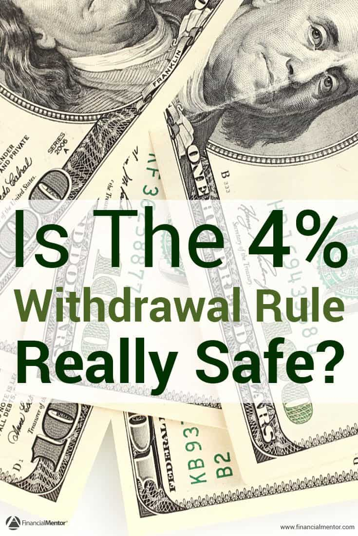 A definitive analysis of the 4% rule and safe withdrawal rates in retirement. Discover seldom revealed insights so you can manage your retirement savings...