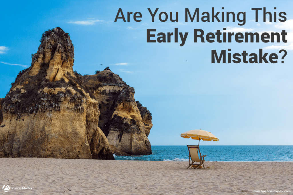 For most people, an aggressive early retirement goal is an escapist fantasy that masks a much more important issue. Find out if early retirement is actually what you're after, or if it's something else.