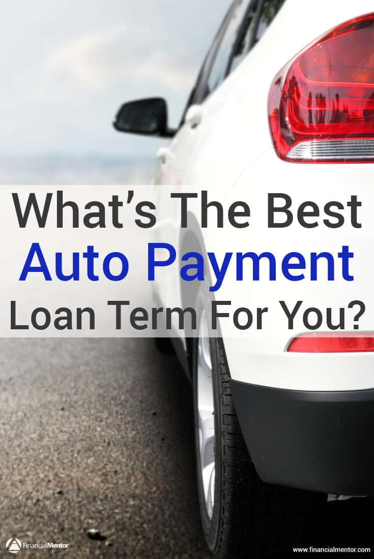 There are many different auto payment loan terms that you can choose from when financing a car - up to 7 years! This calculator will run the numbers and tell you which loan term to go with.