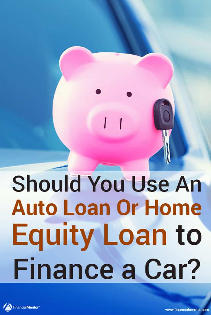 Do you want to finance a new car? You have two options: an auto loan, and a home equity loan. Which is better? Input the numbers into this calculator and you'll have your answer!