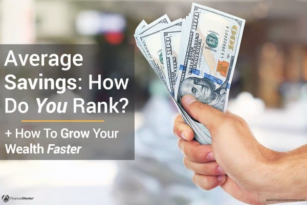Average Savings by Age How do You Rank image