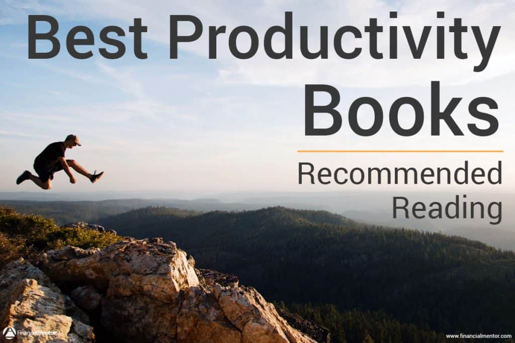 If you want to accomplish more in less time, you need a productivity system. These books will help you form one.