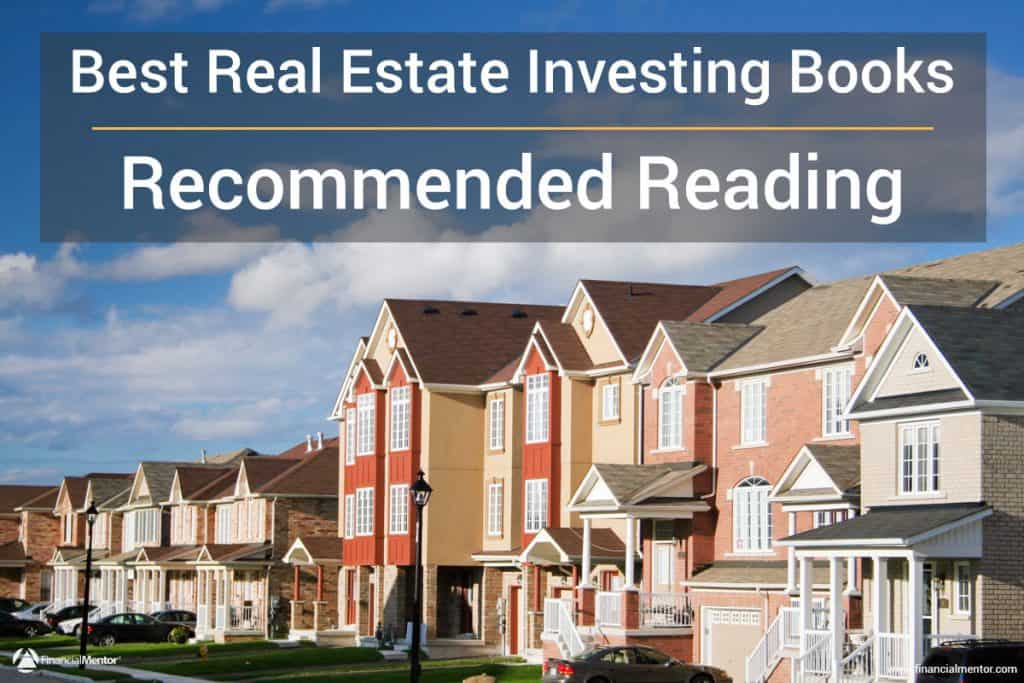 Want to get started with real estate investing? These are the best books you can read on the subject.
