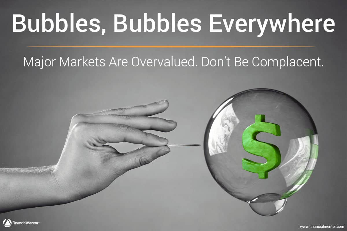 Financial risk management for bubbles: learn how to protect your portfolio in volatile times