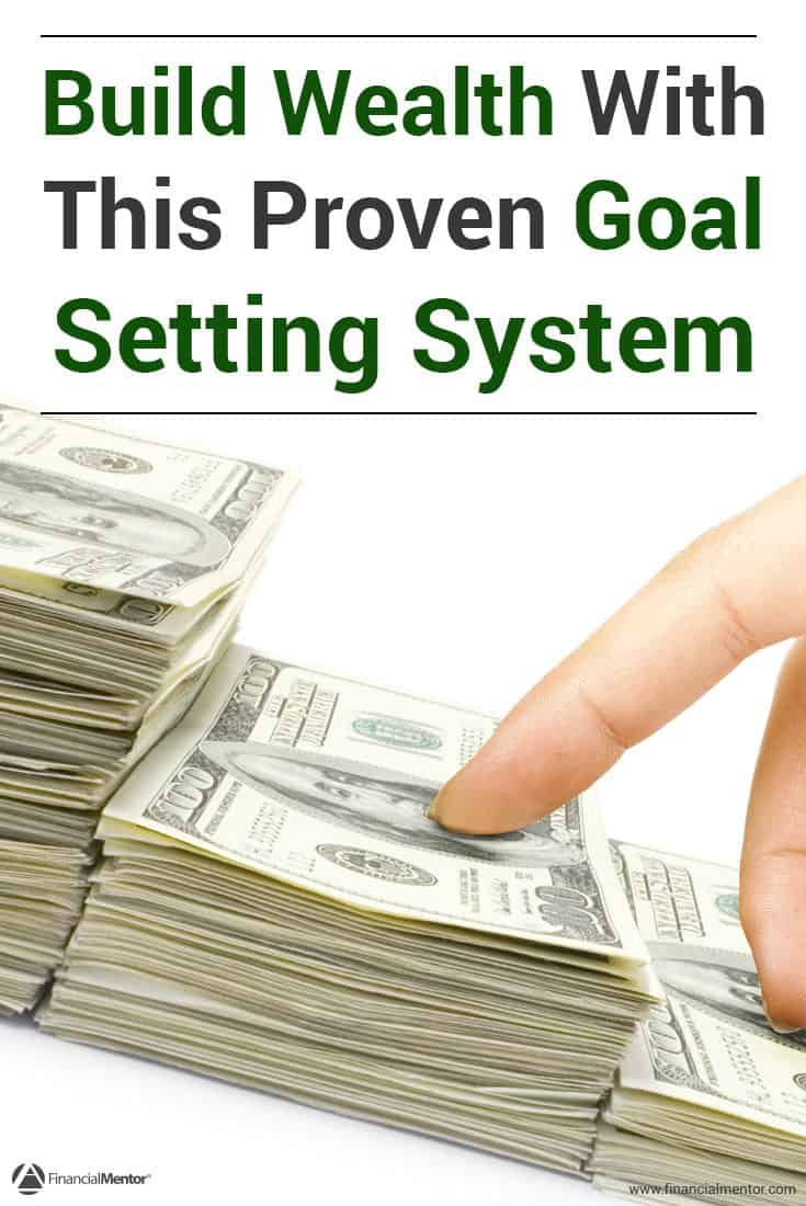 a goal setting system to build your wealth discover how this 7 step personal goal setting process can help you systematically build wealth and