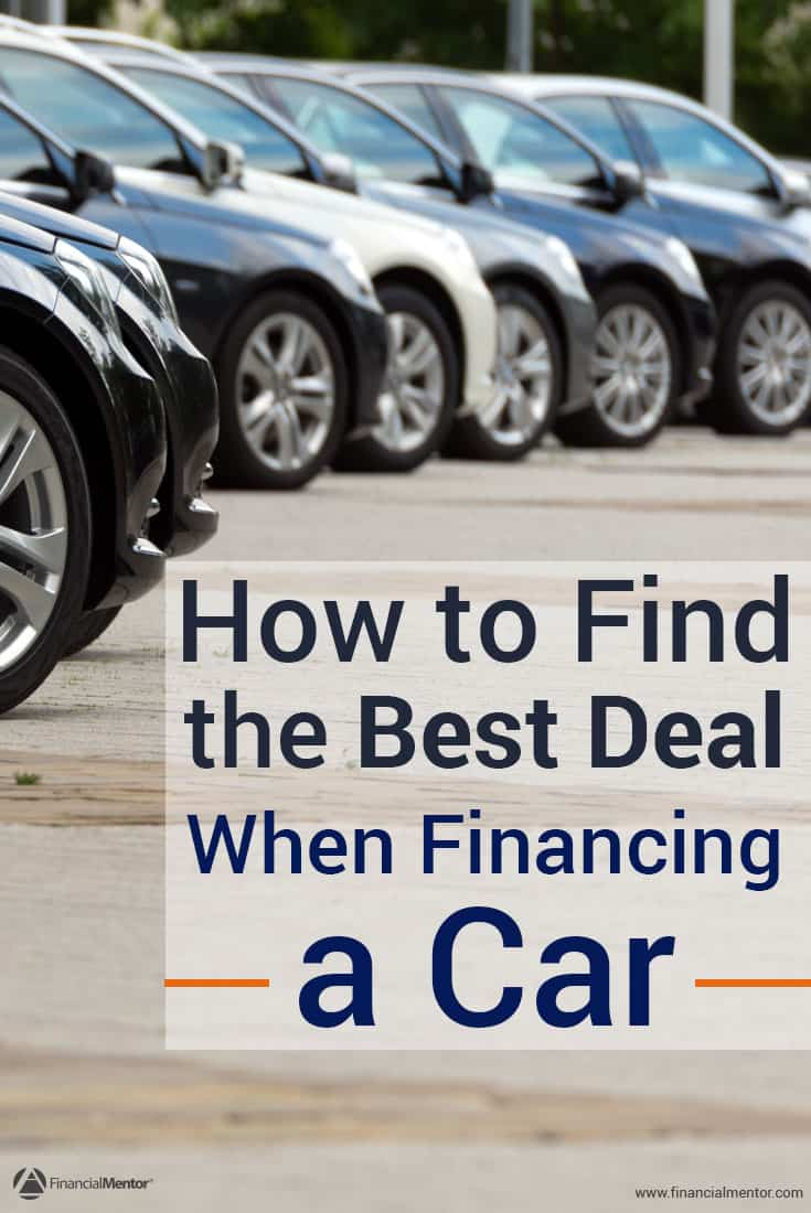Ready to buy a new car? Then you probably know there's a ton of different options when it comes to financing. Use this calculator to compare the deals you're offered so you can finance your car for the best price.