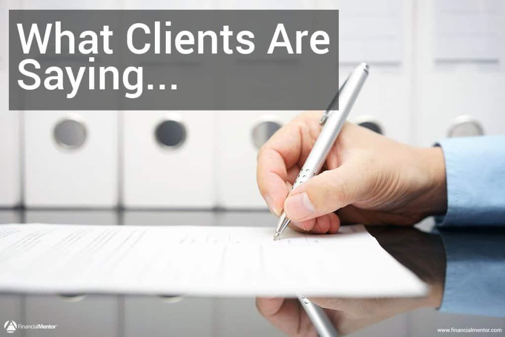 Client Testimonials image