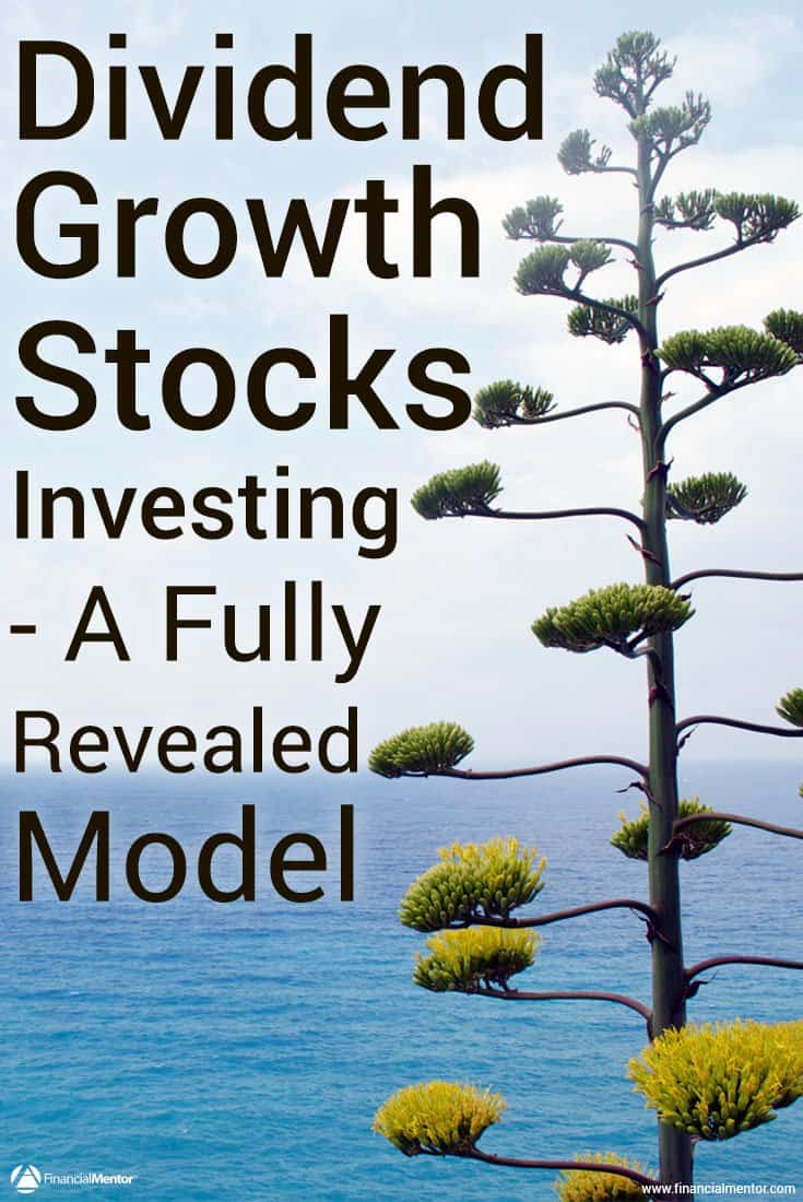 Dividend growth stocks investing made easy with this fully revealed model including stock screening criteria and a unique quadrant analysis technique to...