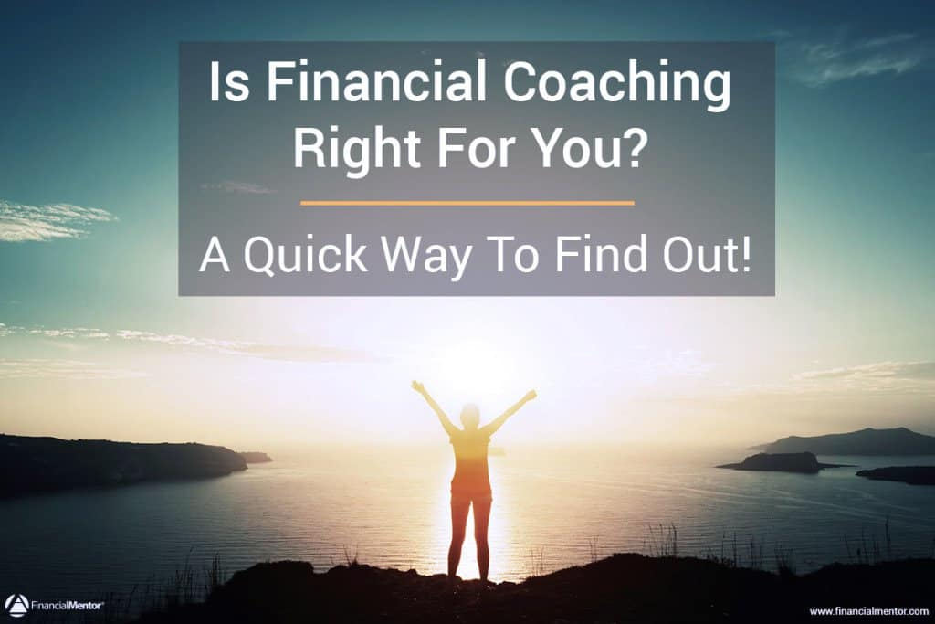 Do you fit the profile of a successful financial coaching client image