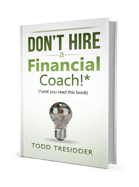 Cover for Don't Hire a Financial Coach book