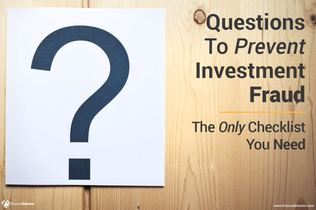 Due Diligence Checklist to Prevent Investment Fraud image