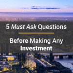 "Five ""Must Ask"" Due Diligence Questions Before Making Any Investment"