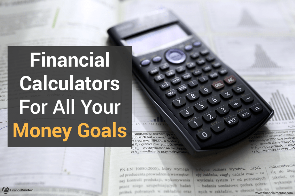 Financial Calculator | 80 Best Financial Planning Calculators