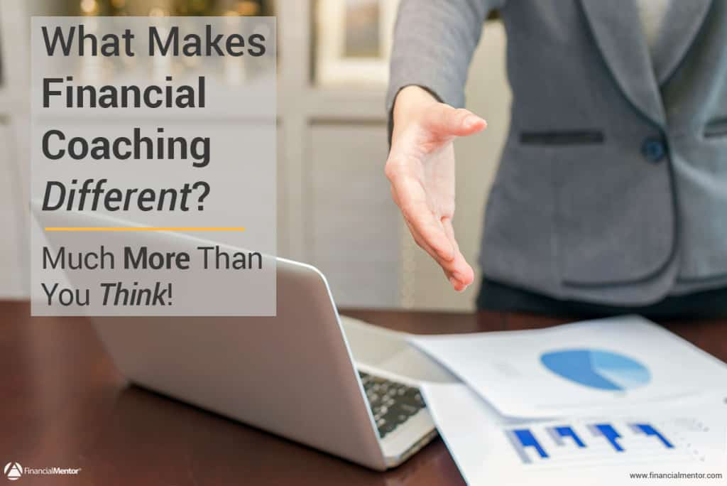 Financial Coaching - The Differences Worth Knowing image