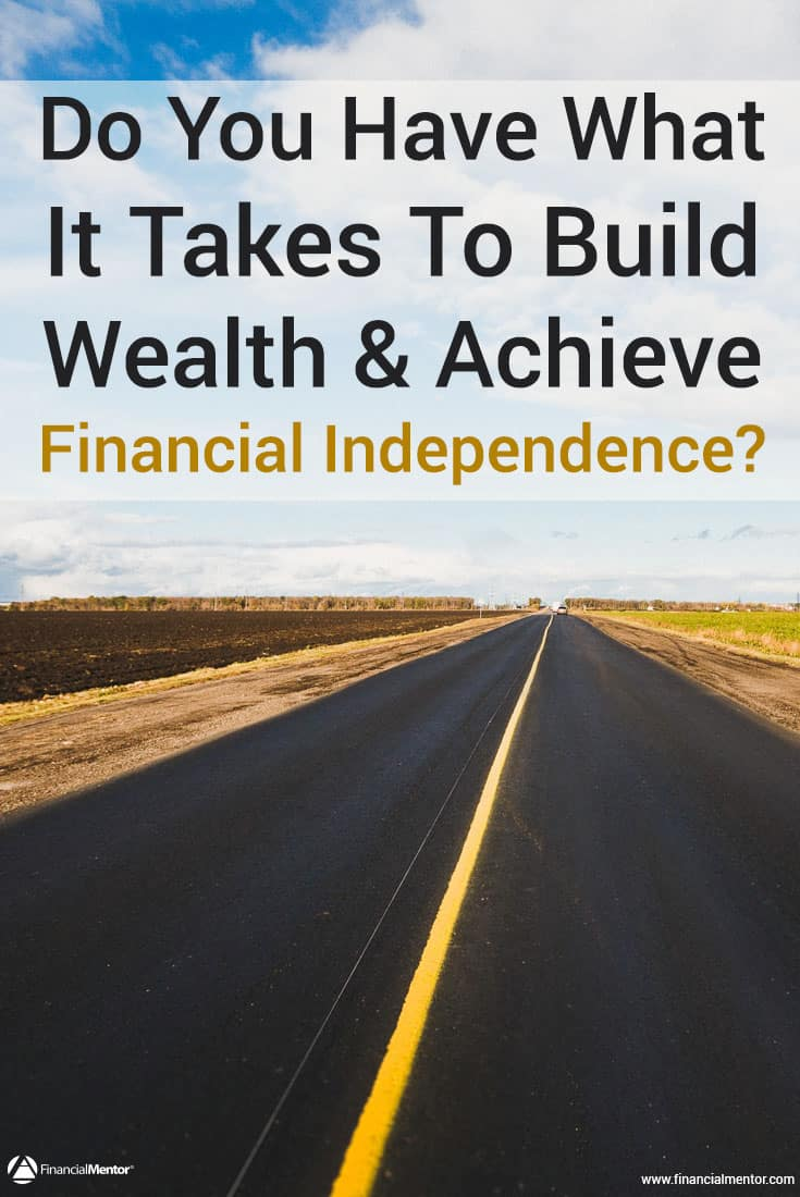 Commitment is the first step to financial freedom. Your financial commitment is the cause that drives your success. It's how you prioritize your finances...