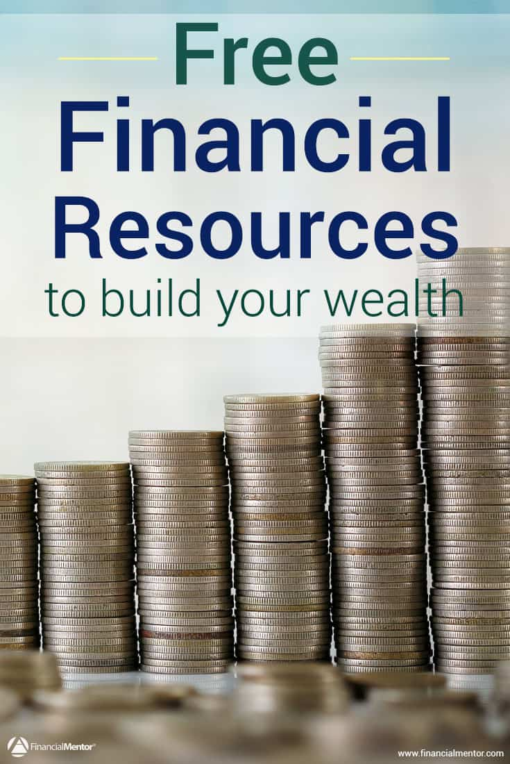 Want to grow your wealth so you can reach financial freedom? Here's a great list of free financial resources that will help you get there.