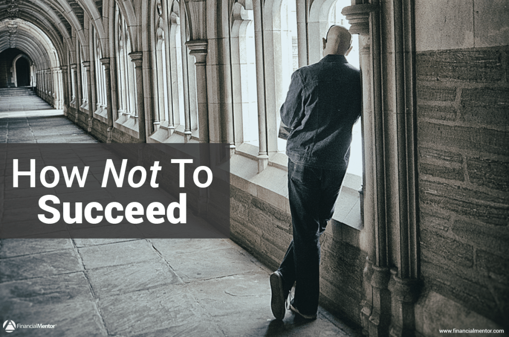 When you fail to realize that freedom is more than financial, you're not succeeding. Learn how to reverse your thinking on what financial freedom really means.