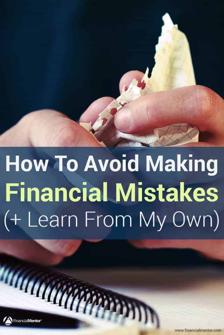 Bad information is just a tiny piece of the problem and rarely the cause. The core issue is our thinking process. Here's how to avoid financial mistakes.