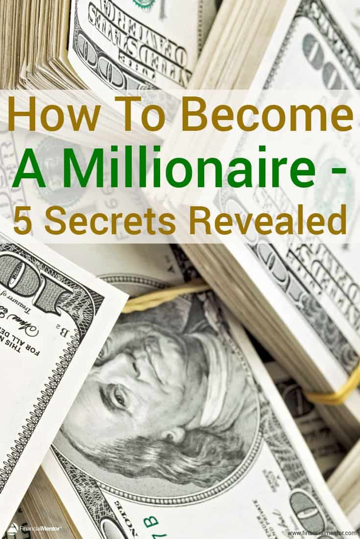 The building blocks for how to become a millionaire are well-proven. After more than 120 millionaire interviews I've distilled the top 5 secrets here.
