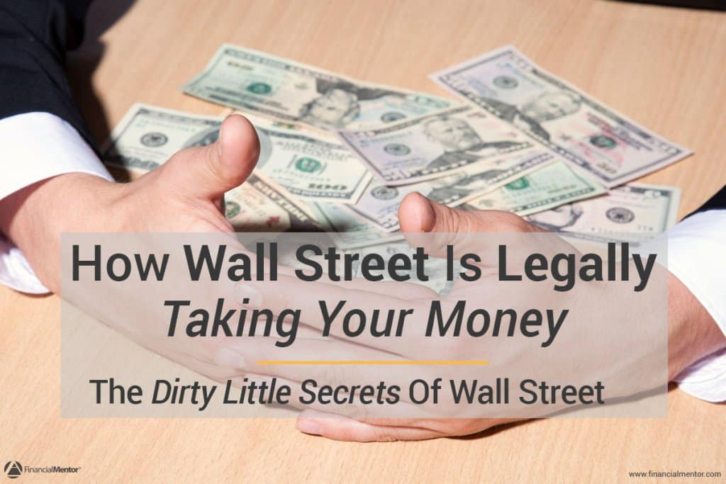 How Wall Street Takes Your Money Legally image