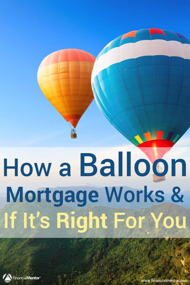 A balloon mortgage isn't right for everyone. They can be risky even though they often have lower interest rates. Run the numbers using this balloon mortgage calculator to see if it's a good fit for you.