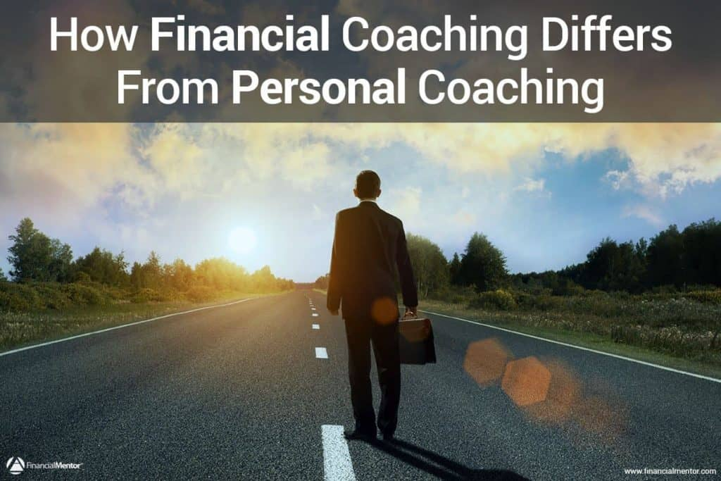 How financial coaching differs from personal coaching image