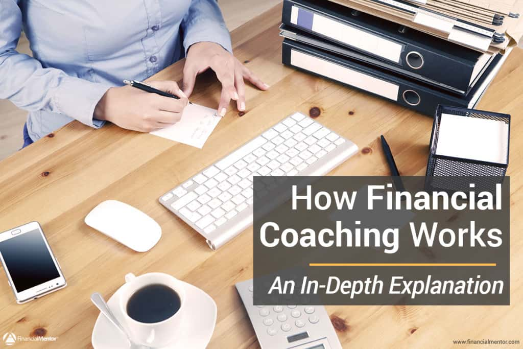 How financial coaching works image