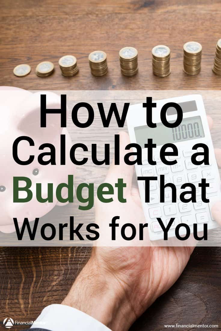 How To Calculate A Budget