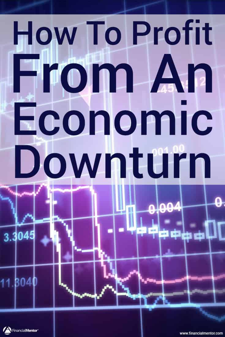 6 ways to build your wealth even in an economic downturn. There is opportunity in adversity with financial advice for wealth building today.