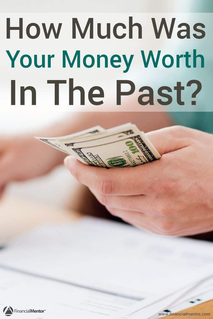 Curious to know how much money was worth in the past? This inflation calculator will tell you. Just enter the amount of money, and the years you want to compare, to see the difference time makes on the value of money!