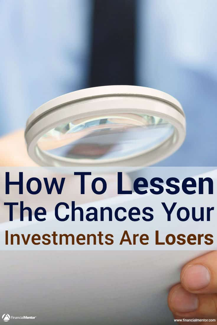 Investment due diligence equals investment success. These free articles and resources will save you time and money on the investment due diligence process.