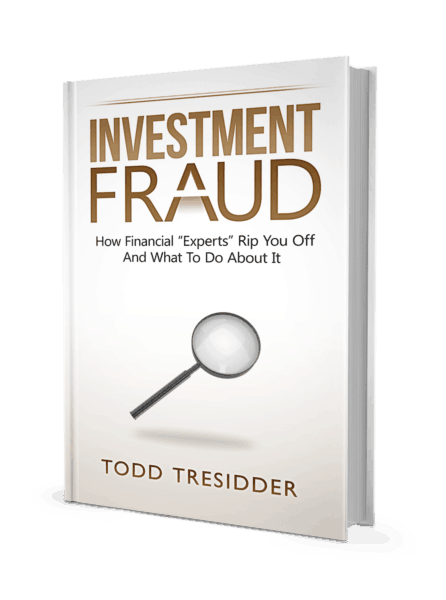 Cover for Investment Fraud book