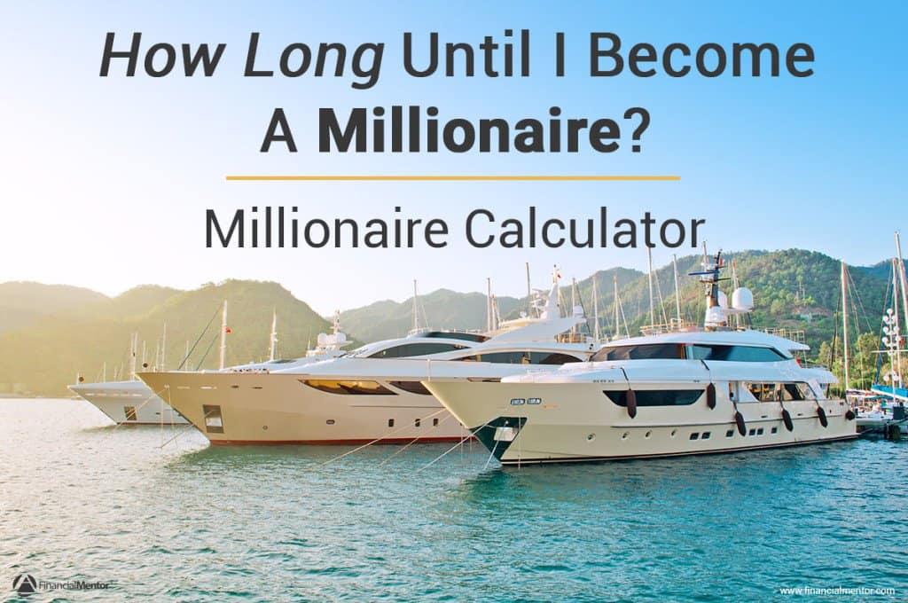Millionaire Calculator image