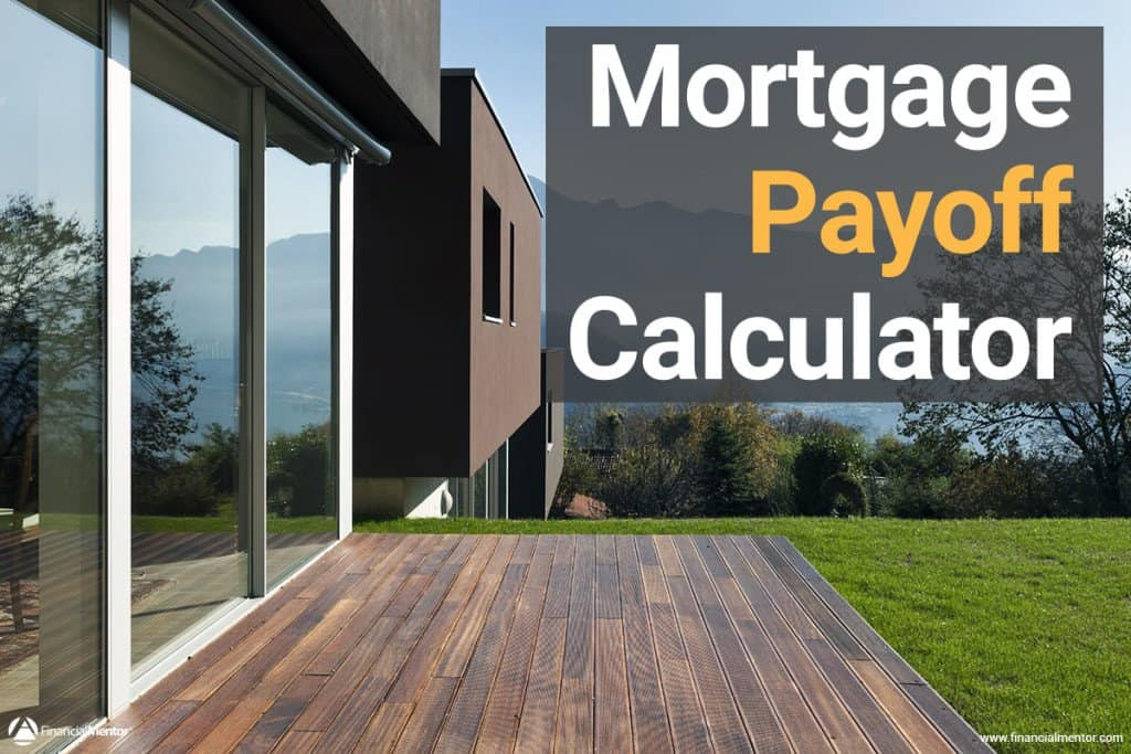 mortgage payoff calculator image