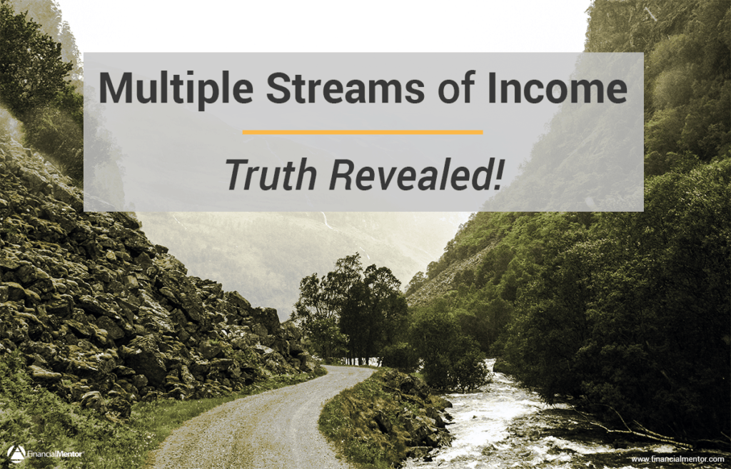 The right and wrong way to develop multiple streams of income