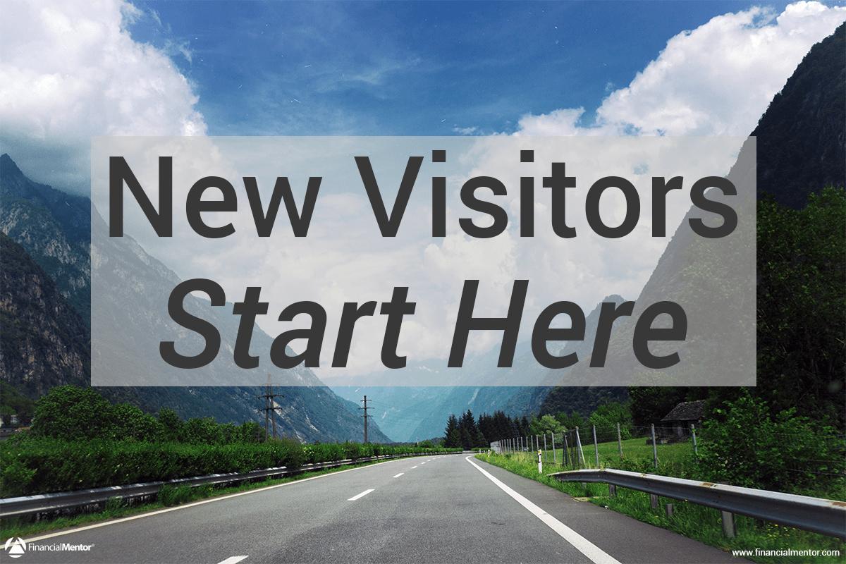 new visitors start here