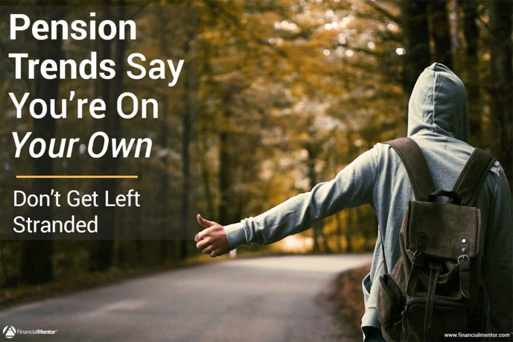 Pension News You're On Your Own for Retirement image